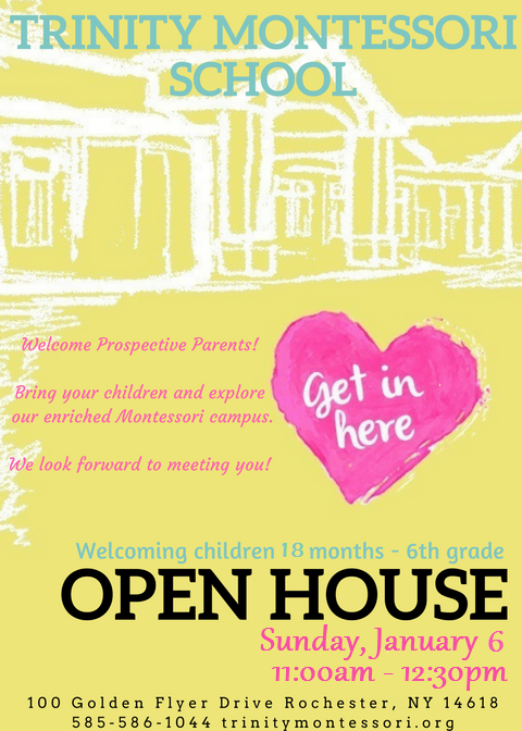 Open House 2019 Invite Front